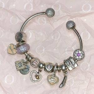 Authentic Pandora Charms (Individual)